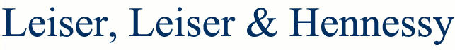 The Leiser Law Firm PLLC Logo